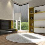 Pomysł na małe mieszkanie.