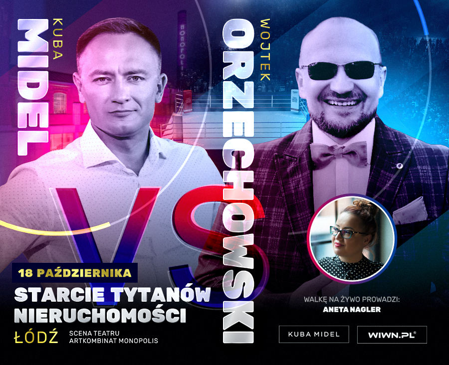 Starcie Tytanów Nieruchomości - 18.10.2020 w Łodzi